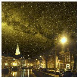 Groningen sterrennacht
