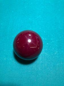 De rode bal