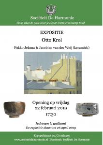 Poster 02-22 expositie otto krol-2