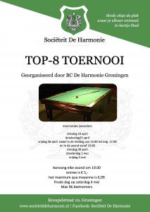 Top-8 toernooi 2019