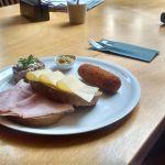 Eerste lunch
