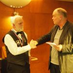 Dick klevering districtskampioen gem kader 2012 - 2013
