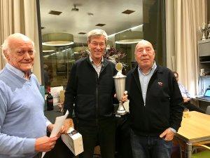 Winnaars kor voet trofee 2018-2-2