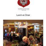 Lunch en diner februari