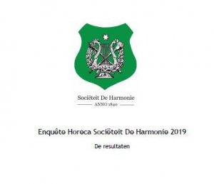 Resultaten enquete 2019