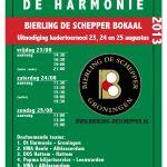 Poster bierling de schepper bokaal 2013